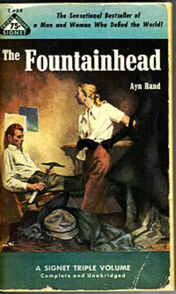 an analysis of the theme of success in ayn rands novel the fountainhead A review of ayn rand's the fountainhead a successful young architect at the top of his field ayn rand the fountainhead.