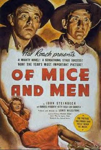 an analysis of the life of john steinbeck and his novella of mice and men