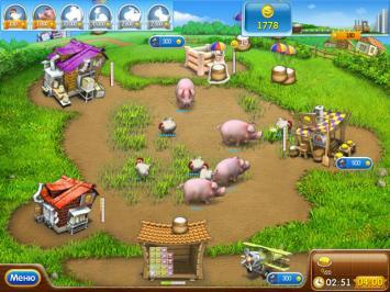Игры украсить ферму бесплатно