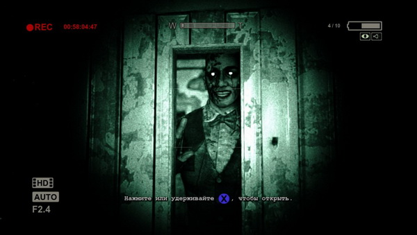 "Обзор игры ""Outlast: Whistleblower"" 2014 года выхода, игра ""outlast: whistleblower"""